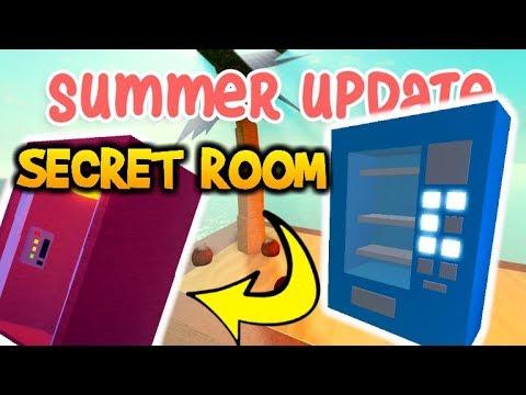 Secret ROOM ELEVATOR