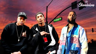 Dr. Dre, Snoop Dogg, Nipsey Hussle - City of Compton (2020 Music Video)