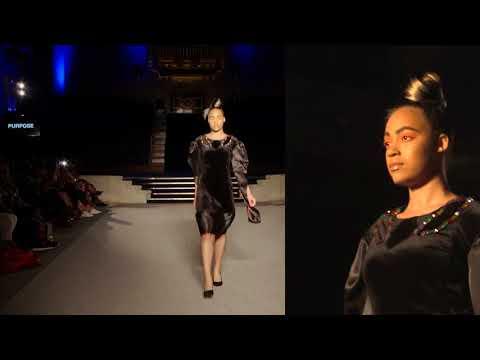 Africa Fashion Week London 2017   Designer PURPOSE
