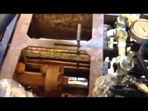 Continuous Flow Concrete Pump 1