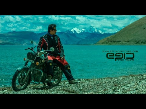 TRANS HIMALAYAN ADVENTURE RIDE | FULL VERSION |EPIC MOTO TOURS