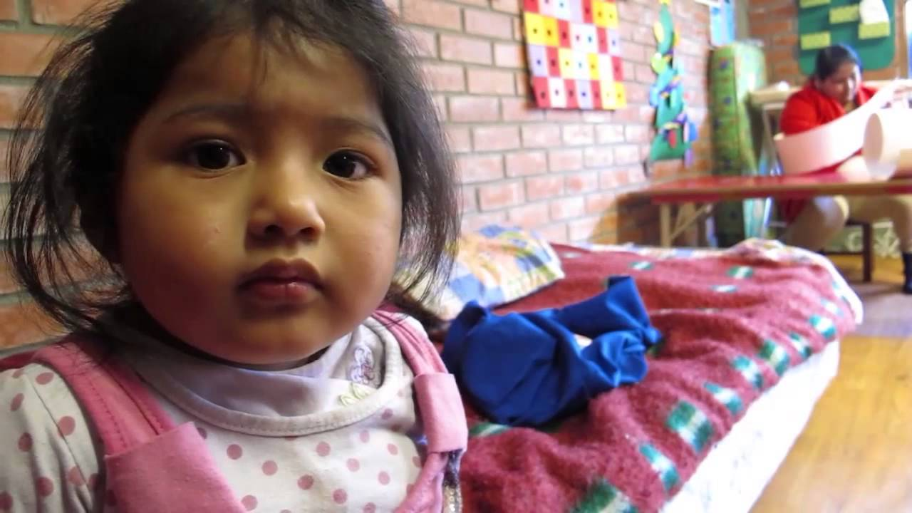 The Valley of the Moon Children's Centre - YouTube