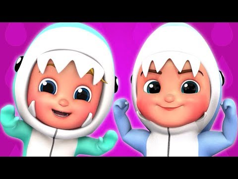 lagu-bayi-hiu- -anak-anak-sajak- -lagu-untuk-bayi- -baby-shark-song- -nursery-rhymes- -kids-songs