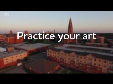 Study Art at Oklahoma City University