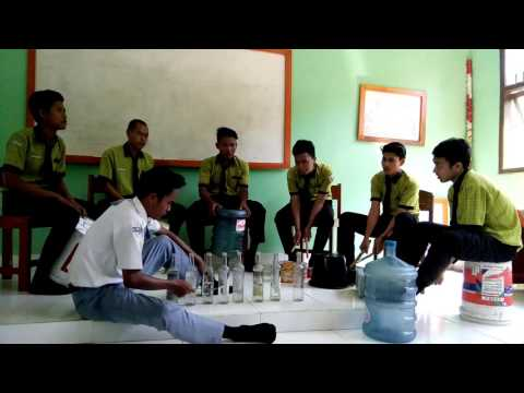 Musik kontemporer SMA N1 BANJAR MAEGO