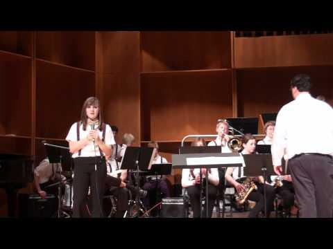 Teeland Middle School at 2011 UAF Jazz Fest in HD
