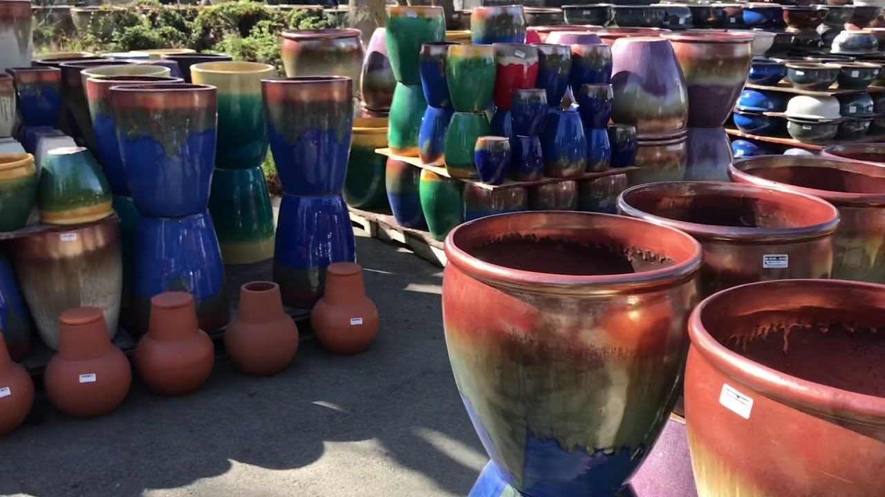 Plant And Pottery Outlet Sunol