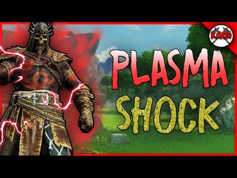 PLASMA SHOCK! New Plasma Mythic Outfit! BEST MYTHIC'S BY FAR! [For Honor]