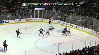 Minnesota Wild @ Colorado Avalanche 04/30/14 Game 7