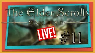 Elder Scrolls Online LIVE (Multiplayer) | Xbox One | Part 11