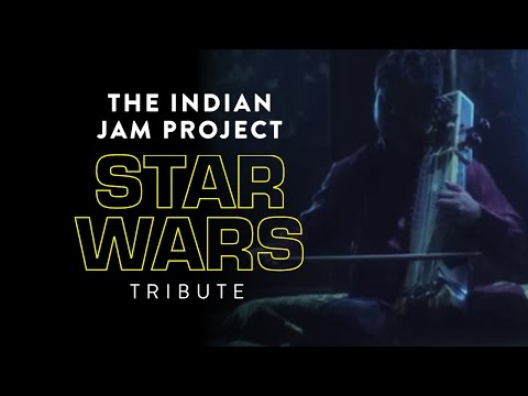 Star Wars Music (Indian Version)| Tushar Lall (TIJP)
