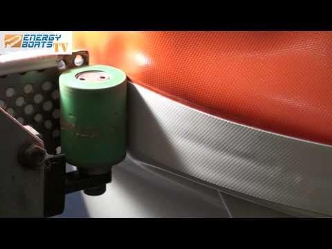 Как варят надувные лодки ПВХ ENERGY