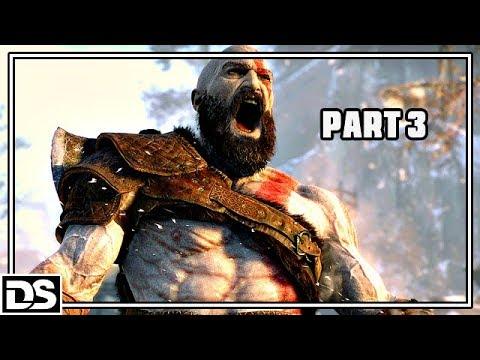 God of War PS4 Gameplay German #3 - Vater & Sohn auf Reise - Let's Play God of War 4 Deutsch