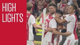 Highlights Ajax - Standard Luik