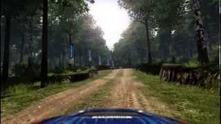 WRC 4 FIA World Rally Championship Gameplay PC HD