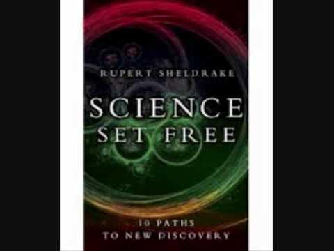 "Deepak Chopra Interviews Rupert Sheldrake - New book ""Science Set Free"""
