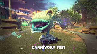 plants vs zombies garden warfare 2 gameplay de variantes de plantas