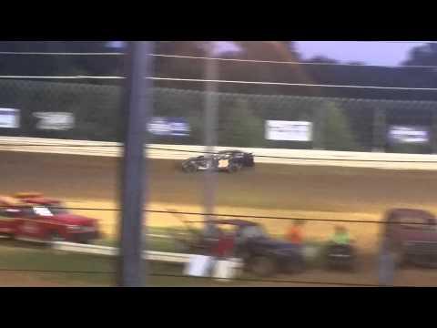 # 25 Josh Hauf Doe Run Raceway Heat 7/31/15