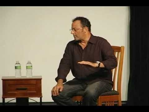 An  with Jean Reno