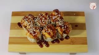 Рецепт ролла Хот Тори Кунсей Тиби — Ойши