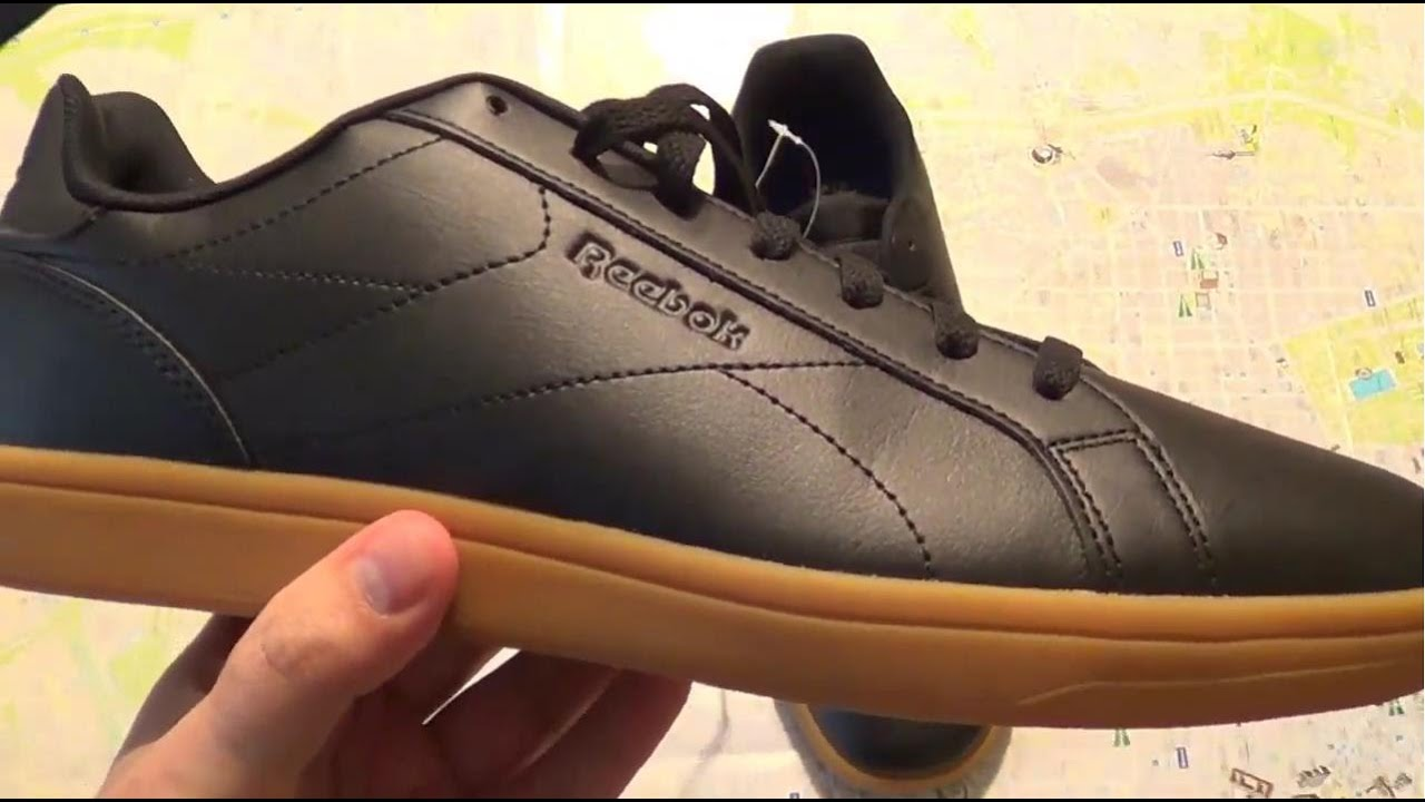 Actor Desnudo profesional  Reebok Royal Complete (English review) - YouTube