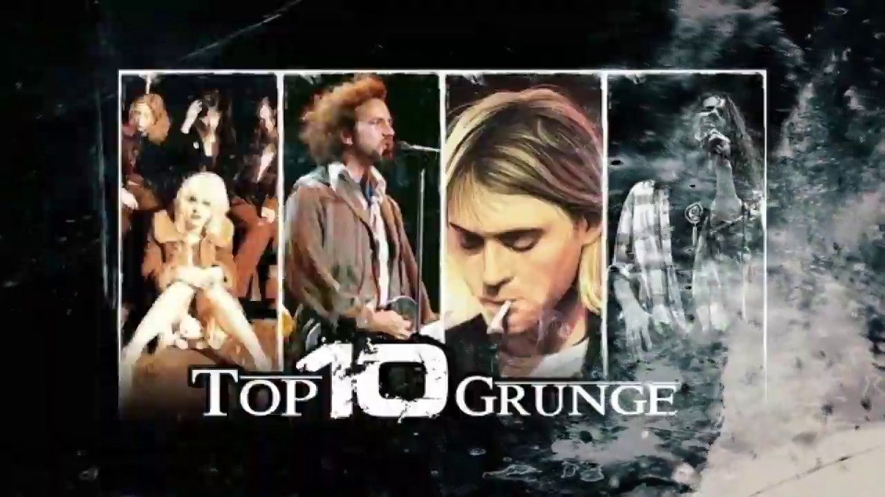 Best 10 Grunge Bands