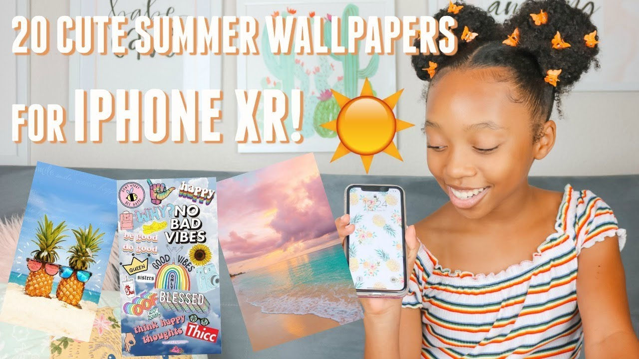 20 Cute Iphone Xr Wallpapers For Summer Youtube
