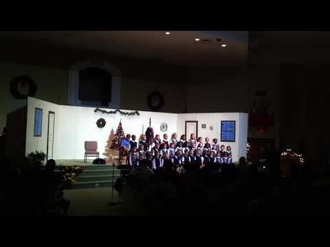 Harvest Baptist School 2011 Christmas Program 7
