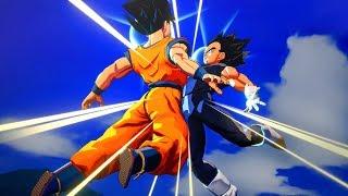 Dragon Ball Z Kakarot - NEW Goku & Vegeta Fusion, Vegito, SSJ3, Kid Buu, Gohan Gameplay Screenshots