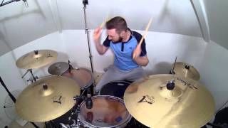 Nirvana - Heart Shaped Box (Drum Cover)