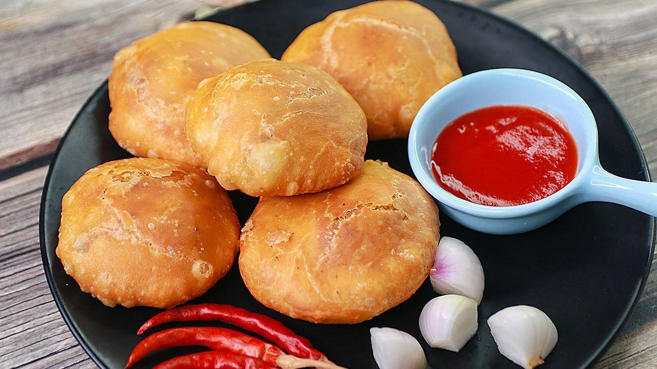 Onion Kachori | Pyaz Kachori Recipe | Onion Puri Recipe | Easy Tea Time Snacks Recipe | Toasted
