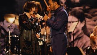 Linda Ronstadt & James Ingram Somewhere Out There (Lyrics)