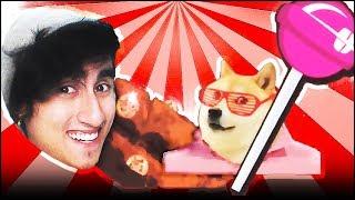 JÁ TÔ EM MARTE 💲🔴💲   Doge Miner 2 - #2