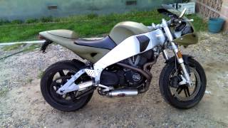 2007 buell xb9r with jardine exhaust