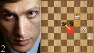 Historic Blunder of The Lonely Knight | Fischer vs Taimanov | (1971) | Game 2
