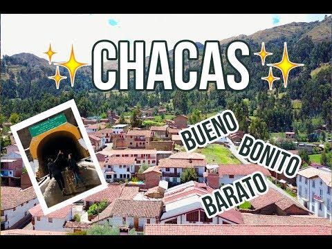 CHACAS: UN PUEBLO DE ARTESANOS (ANCASH) - MPV
