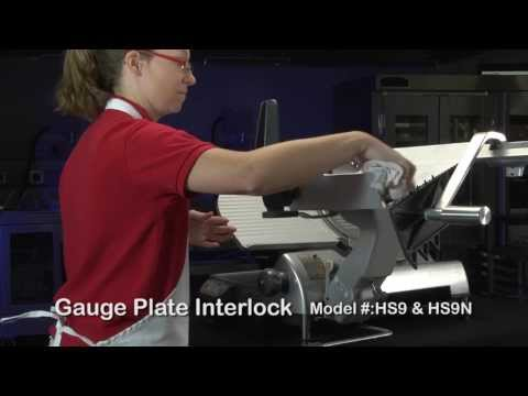 Hobart® HS Slicers - Operator Training
