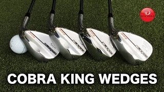 NEW COBRA KING WEDGES REVIEW