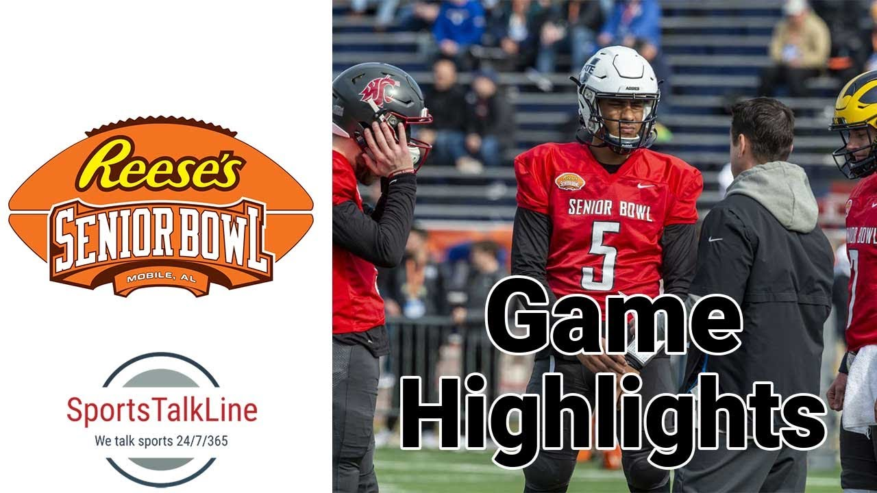 Reese's Senior Bowl Highlights 2020 | FULL GAME