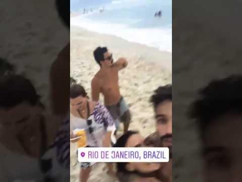 Anna Clara E André Coelho No Rio | DE FÉRIAS COM O EX BRASIL
