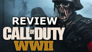 Call of Duty: WWII Review! Surprisingly GOOD? (PS4/Xbox One)