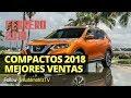 SUV Compactos Con Mejores Ventas | Febrero 2018