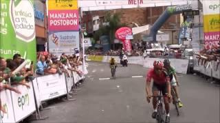 Revista Mundo Ciclistico: Vuelta a Colombia 2015 Luis Feipe Laverde triunfo en bello