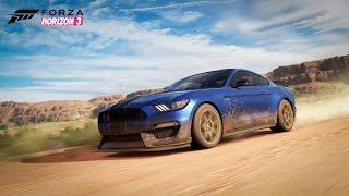 Релизный трейлер Forza Horizon 3