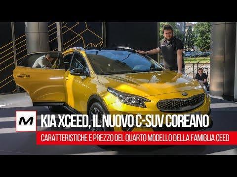 Kia Xceed   Debutto, caratteristiche e prezzo del nuovo C-SUV coreano