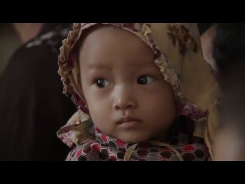 Nepal Youth Foundation's work in helping malnourished children