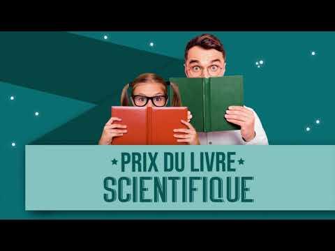 Prix du livre scientifique 2021