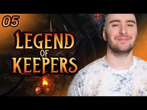 Vidéo d'Alderiate : [FR] ALDERIATE - LEGENDS OF KEEPERS - EPISODE 5