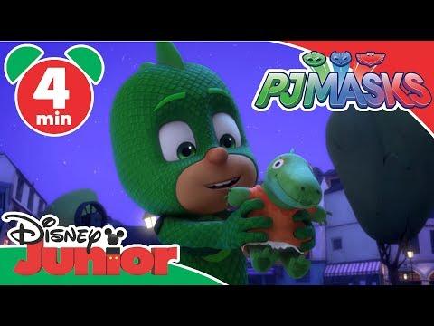PJ Masks Super Pigiamini   Il rapimento dei pupazzi - Disney Junior Italia