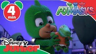 PJ Masks Super Pigiamini | Il rapimento dei pupazzi - Disney Junior Italia
